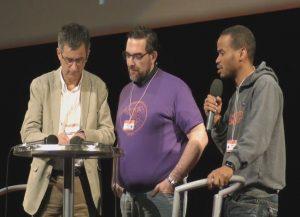 signature de la convention BD ORTHO entre l'IGN et OSM-FR
