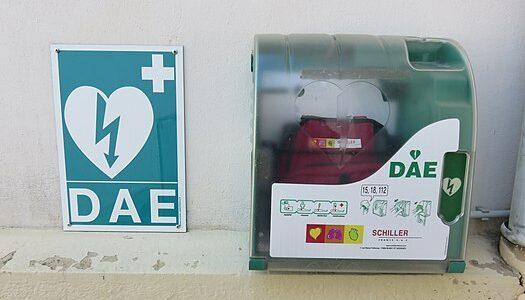 Projet du mois défibrillateurs : sauvons des vies !