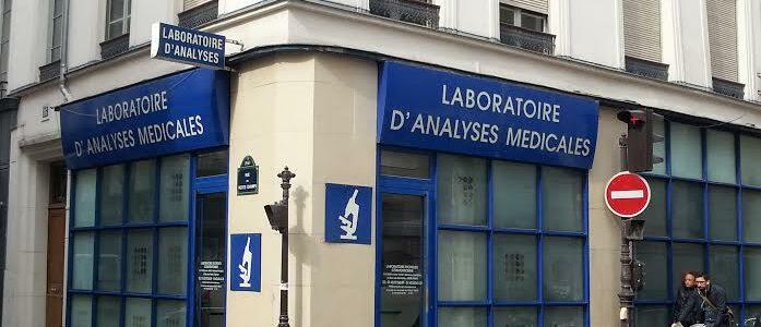 Cartographier les laboratoires d'analyses médicales, notre projet du mois de mai 2021
