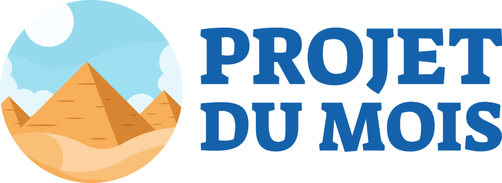 logo projet du mois